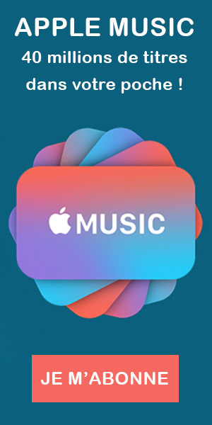 abonnement apple music