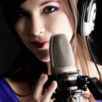 le travail en studio d'enregistrement