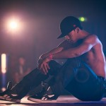 Danseur hip-hop