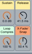 Loop Compress et X Fade