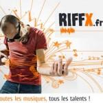 Les musiques avec Riffx