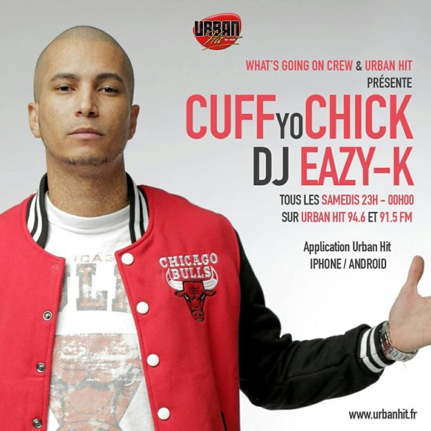 disc-jockey eazy k cuff your chick