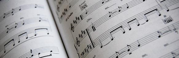 apprendre partitions solfège musique