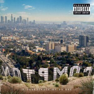 Album Dr Dre Compton 2015